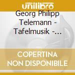 Telemann - Tafelmusik - Goebel / Musica Antiqua Koln cd musicale di MAK