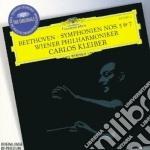 Beethoven - Sinf. N. 5 E 7 - Kleiber cd musicale di BEETHOVEN LUDWIG VAN