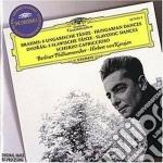 Brahms - Danze Ungheresi - Karajan cd musicale di BRAHMS