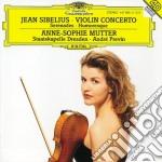 Sibelius - Violin Concerto Op.47 / Serenades / Humoresque - Anne-Sophie Mutter cd musicale di MUTTER