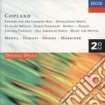 FANFARE cd musicale di COPLAND