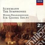 THE SYMPHONIES/2CD-SOLTI cd musicale di SOLTI