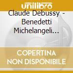 PLAYS DEBUSSY cd musicale di M.a. Benedetti