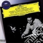 Chopin / Liszt - Piano Concertos - Argerich / Abbado cd musicale di 4497192