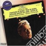 Respighi - Fontane E Pini - Karajan cd musicale di RESPIGHI