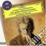 ULTIME SONATE/POLLINI cd musicale di BEETHOVEN