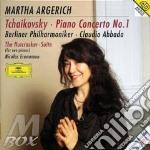 Tchaikovsky - Piano Concerto No.1 - Martha Argerich / Claudio Abbado cd musicale di ARGERICH/ABBADO