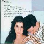 ORFEO ED EURIDICE cd musicale di HAYDN