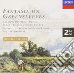 GREENSLEVES cd musicale di MARRINER