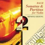 SONATE E PARTITE cd musicale di SZERYNG