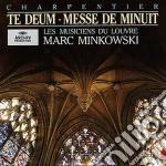 Charpentier - Te Deum - Minkowski cd musicale di CHARPENTIER