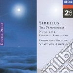 SINF. N. 1/2/4                            cd musicale di ASHKENAZY