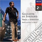 TORNA A SURRIENTO cd musicale di DI STEFANO GIUSEPPE