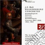 CONCERTI BRANDEBURGHESI cd musicale di HOGWOOD