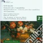 CONCERTO FOR 2 MANDOLINS cd musicale di PICKETT