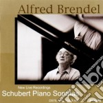 SCHUBERT:SONATAS D575,894,959 & 960 cd musicale di BRENDEL ALFRED
