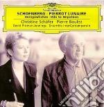 Schoenberg - Pierrot Lunaire - Boulez cd musicale di SCHOENBERG