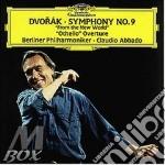 Dvorak - Symphony No. 9, Othello Overture - Abbado cd musicale di DVORAK
