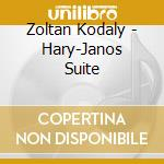 Kodaly - Hary-Janos Suite - Fricsay cd musicale di Fricsay