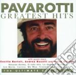 GREATEST HITS cd musicale di Luciano Pavarotti