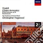 L'ESTRO ARMONICO                          cd musicale di VIVALDI