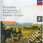 THE IMPORTANT MOMENTS MUSICAUX cd musicale di SCHIFF