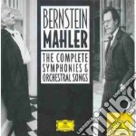 THE COMPLETE SYMPHONIES & ORCH.SONGS cd musicale di MAHLER