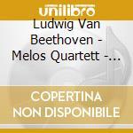 Melos Quartett - Beethoven - String Quartet Op. 59 & 74 cd musicale di Beethoven