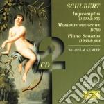 SONATA PER PF                             cd musicale di KEMPFF