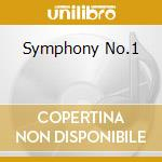 SYMPHONY NO.1 cd musicale di BRAHMS