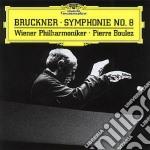 Bruckner - Symphony No.8 - Pierre Boulez cd musicale di BOULEZ