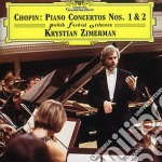 PIANO CONC.1&2 cd musicale di ZIMERMAN