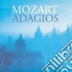 MOZART ADAGIOS                            cd musicale di Wolfgang Amadeus Mozart