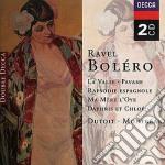 BOLERO/LA VALSE/RAPSODIE ESPAGNOLE cd musicale di DUTOIT