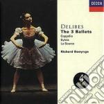 THE 3 BALLETS cd musicale di BONYNGE