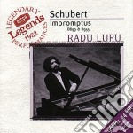 Schubert - Improvvisi - Lupu cd musicale di Lupu