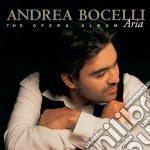 Andrea Bocelli - Aria - The Opera Album cd musicale di BOCELLI ANDREA
