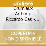 12 SONATE VL.                             cd musicale di GRUMIAUX
