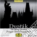 THE STRING QUARTETS/PRAGER STREICHQ. cd musicale di S.q. Prager