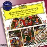Rimsky-Korsakov - Scheherazade cd musicale di Korsakov Rimsky