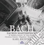SACRED MASTERPIECES (10-CD SET) cd musicale di RICHTER