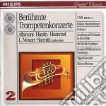FAMOUS CLASSICAL TRUMPET CONC. cd musicale di MUSICI