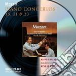 Mozart - Piano Concertos 15, 21 & 23 cd musicale di Brendel/asmif/marrin