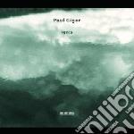 Paul Giger - Ignis cd musicale di Paul Giger