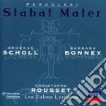 Pergolesi - Stabat Mater - Scholl cd musicale di Scholl