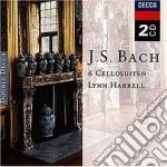 LE SUITES PER CELLO                       cd musicale di HARRELL