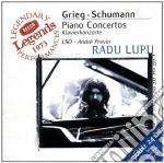 Grieg / Schumann - Piano Concertos cd musicale di Lupu