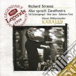 Strauss R. - Cosi' Parlo' - Karajan cd musicale di KARAJAN