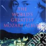 THE GREATEST MOZART SHOW ON EARTH cd musicale di ARTISTI VARI