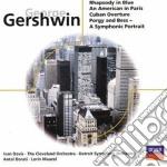 Gershwin - Rapsodia In Blue - Maazel cd musicale di George Gershwin